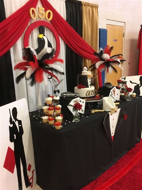 theme party blog james bond theme birthday party decoration 4 venuemonk blog