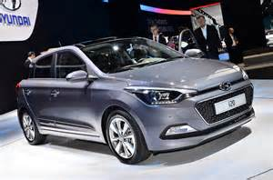 2016 hyundai i20 pictures information and specs auto