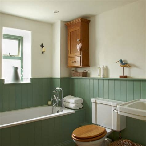 tongue and groove for bathroom walls bathroom country cottage housetohome co uk