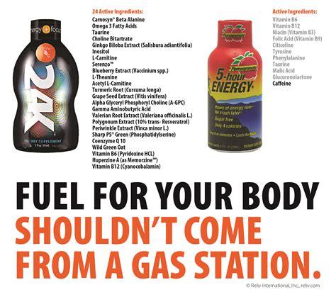 u energy drink ingredients reliv international 24k healthy energy