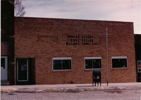 Walnut Post Office by Walnut Ia Post Office Photo Picture Image Iowa At