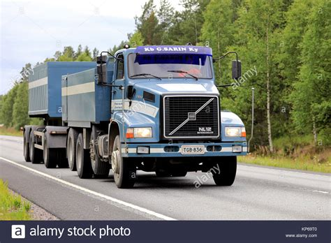 volvo trucks ab tipping cab stock photos tipping cab stock images alamy