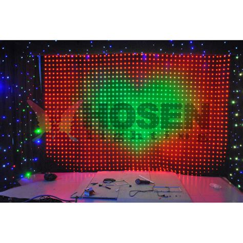 led video curtain led video curtain light hosen lighting online shop