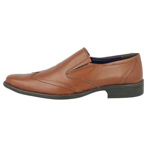 mens bruno donnari leather stylish slip on shoes nn 901