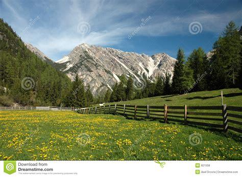 Landscape Photos Royalty Free Countryside Landscape Stock Photo Image Of Dolomites