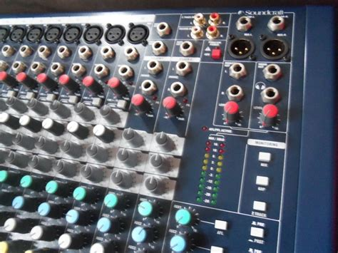 Mixer Soundcraft Mpm 24 soundcraft mpm20 image 529341 audiofanzine