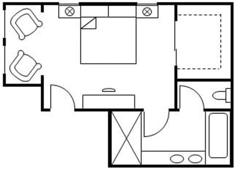standard size bedroom standard size of rooms in residential building and their