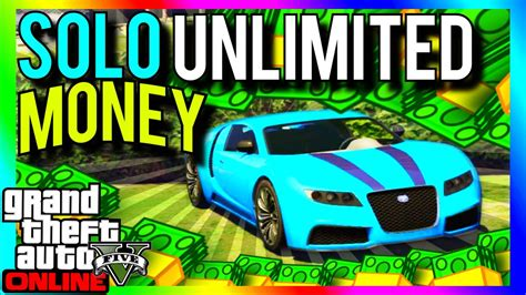 Gta 5 Online Making Money Solo - gta 5 online solo money glitch patch 1 32 1 27 make money fast quot unlimited money