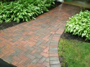 america s best landscaping tree service llc brick walkway