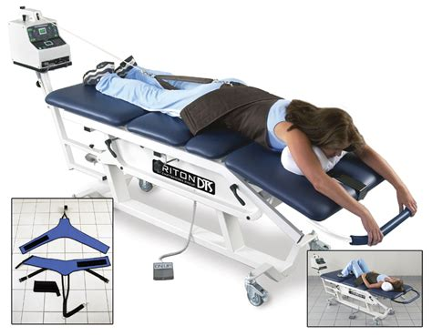 Decompression Therapy Chiropractic First Spinal Decompression Table