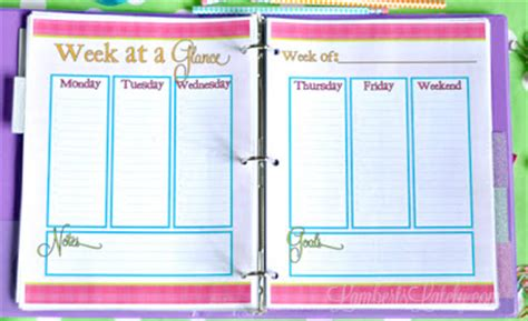 6 best images of teacher planner free printable templates the ultimate teacher planner lamberts lately