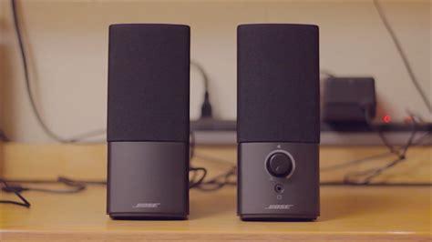 Bose Companion 2 Iii Bose Companion 2 Series Iii Speaker System Review