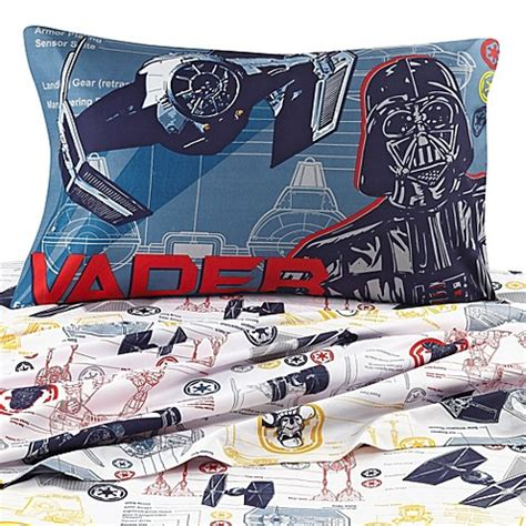 star wars bed sheets buy disney 174 star wars characters printed sheet set from