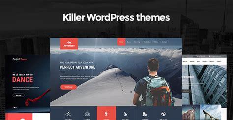 killer themes wordpress killer wordpress themes for developing killer websites
