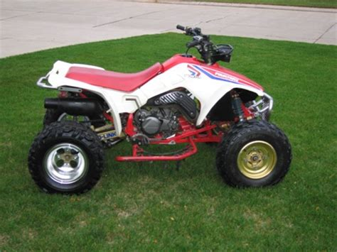 honda 250r craigslist 1986 honda trx 250r michigan atvconnection atv