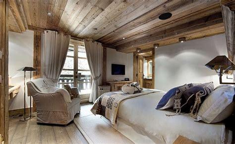 schlafzimmer le modern 30 ideen f 252 r schlafzimmer einrichtung im stil chalet