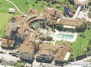 Trump Home Donald Trumps House 58 Bedrooms 33 Bathrooms 12 Fireplaces