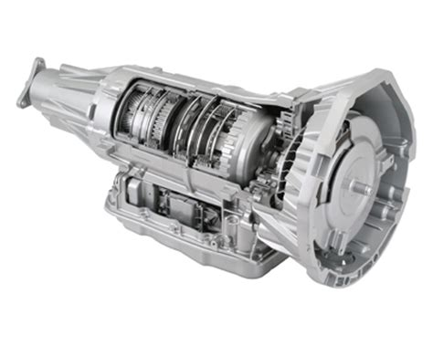 Automatic Transmissions A Short Course On How They Work