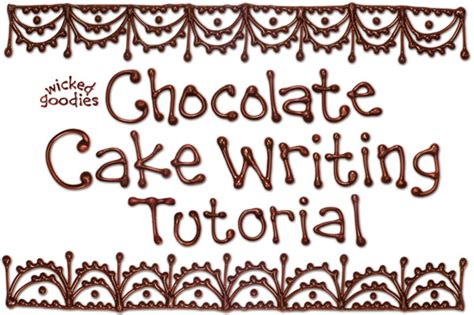 Cake Writing Tips