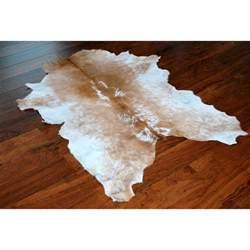 calf hide skin rug