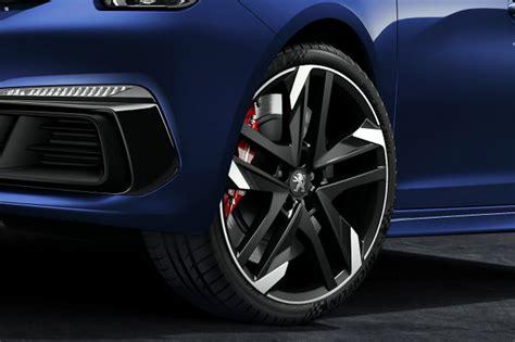 peugeot turbo 308 peugeot 308 gti facelift unveiled 1 6l turbo 270 hp 6