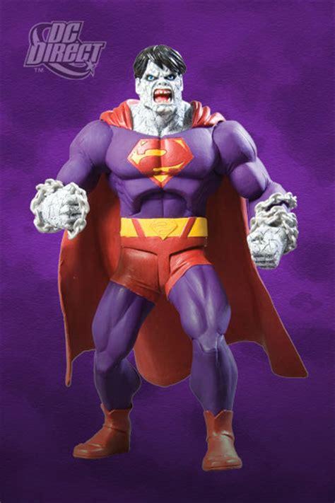 Superman Bizzaro Figure Superman Last Bizarro Figure