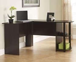 ameriwood home dakota l shaped desk ameriwood home dakota l shaped desk for 65 free