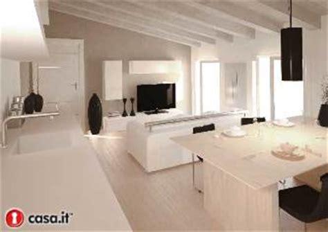 professione casa locate triulzi legno travi colore bianco mitula