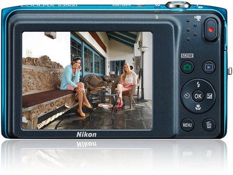 Kamera Nikon S3500 Rsm nikon coolpix s3500 digitalkamera 2 7 zoll rot de