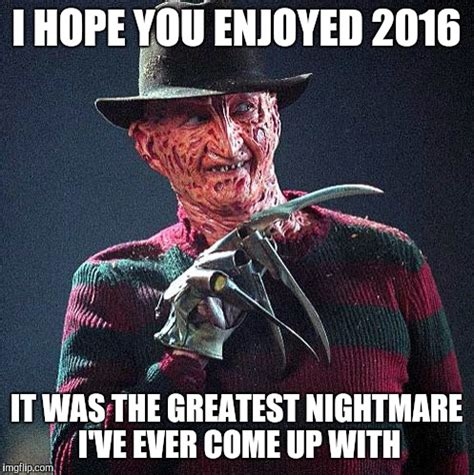 Freddy Krueger Meme - freddy krueger imgflip