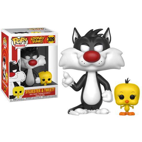 Funko Pop Animation Looney Tunes Daffy Duck funko pop looney tunes silvestre y piol 237 n funkotienda
