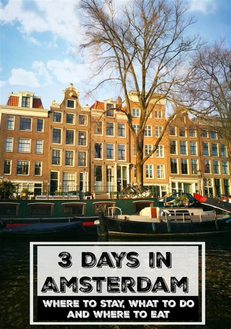 amsterdam the best of amsterdam for stay travel books 3 days in amsterdam the best winter itinerary road