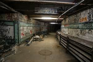 Abandoned Spaces by Under Philadelphia Inside Philly S Abandoned Subway