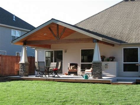 Gable End #Patio Cover, #Albany, #Oregon! http
