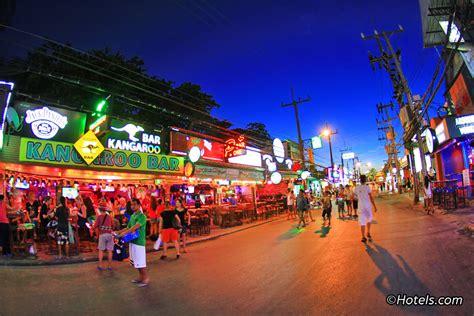 thai boat club road phuket or krabi which destination is better phuket