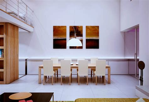 wood dining room white and wood dining room interior design ideas