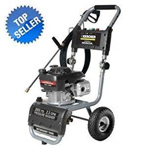Honda Gcv160 Power Washer Electric Pressure Washers Karcher G 2600 Vh 2 600 Psi 2 3