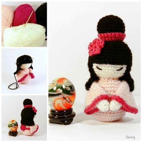 japanese amigurumi pattern translation 314 best crochet japanese dolls images on pinterest