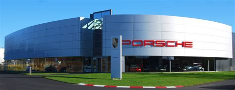 Porsche Center by Om Oss Porsche Se