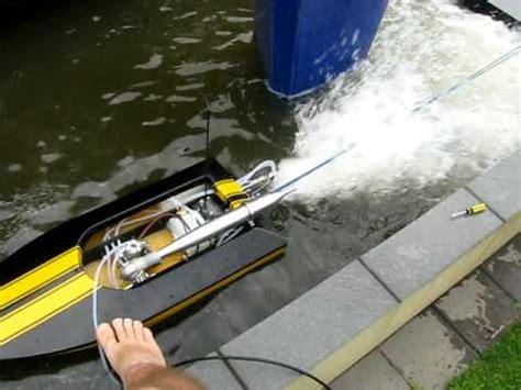 rc boats nitro rc nitro boat dino youtube