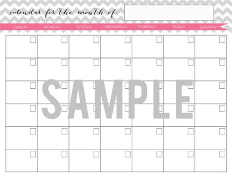 Blank Calendar Print Out Search Results For Monthly Calendar To Print Out Page 2