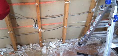 running wire through studs k grayengineeringeducation
