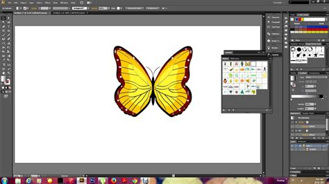 tutorial illustrator in bangla adobe illustrator bangla tutorial 4 symbols and paint