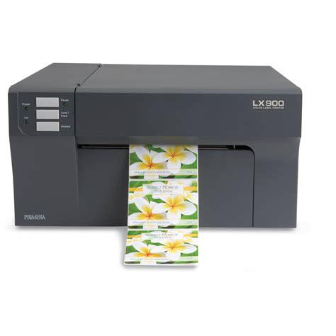 Primera Lx900 Color Label Printer Reviews