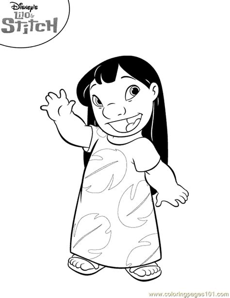 lilo stitch coloring page 11 coloring page free lilo stitch coloring page 10 coloring page free lilo