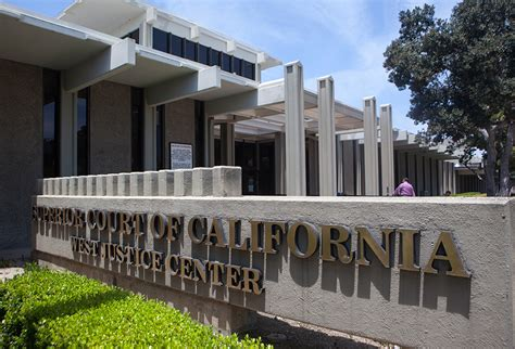 Orange County Court Records Oc Courts Acknowledged Irregularities In Court Records