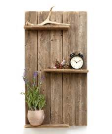 barn wood shelf barn wood rustic mod wall shelf