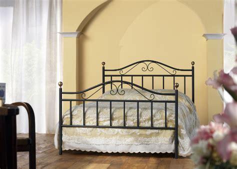 culle ferro battuto letto giulia120 piazza e mezzo ferro battuto