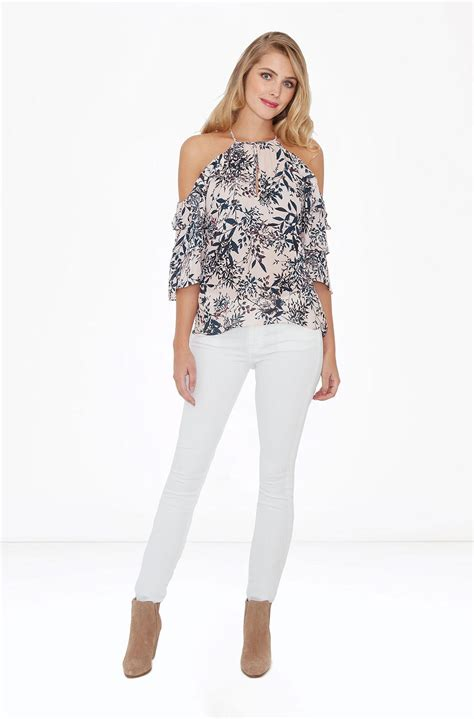 Cinday Blouse blouse lyst