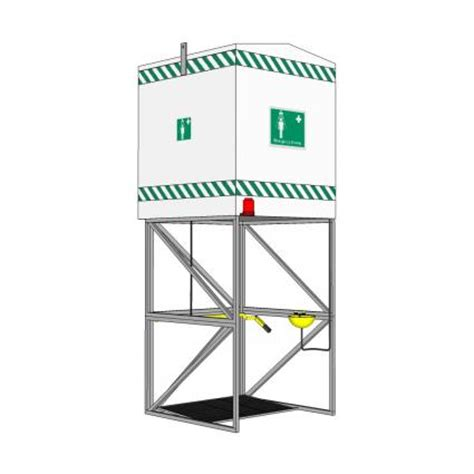 Safety Showers Regulations Uk by Emergency Tank Showers Safety Tank Showers Ansi Tank